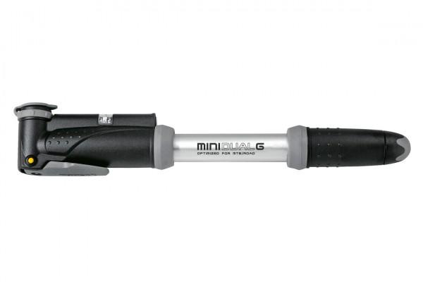 Topeak Mini Dual G Minipumpe