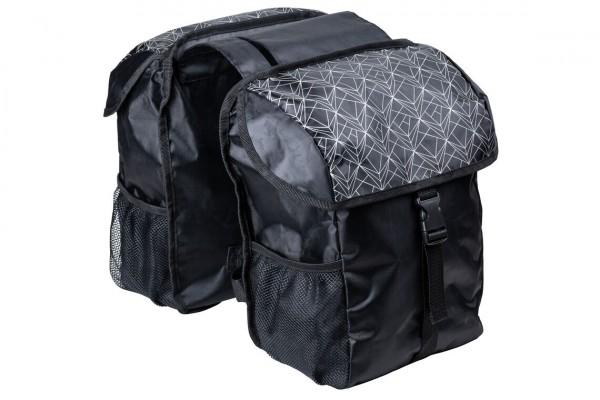 Northwind TM Doppel Gepäckträgertasche