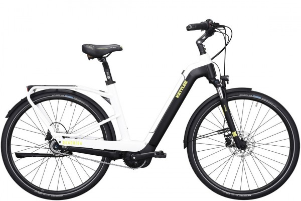 KETTLER Alu Rad Quadriga Plus 8 FL 2020